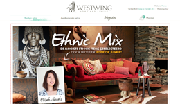 Westwing.nl website